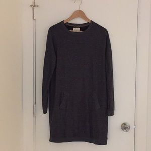 Billy Reid Sweatshirt Dress